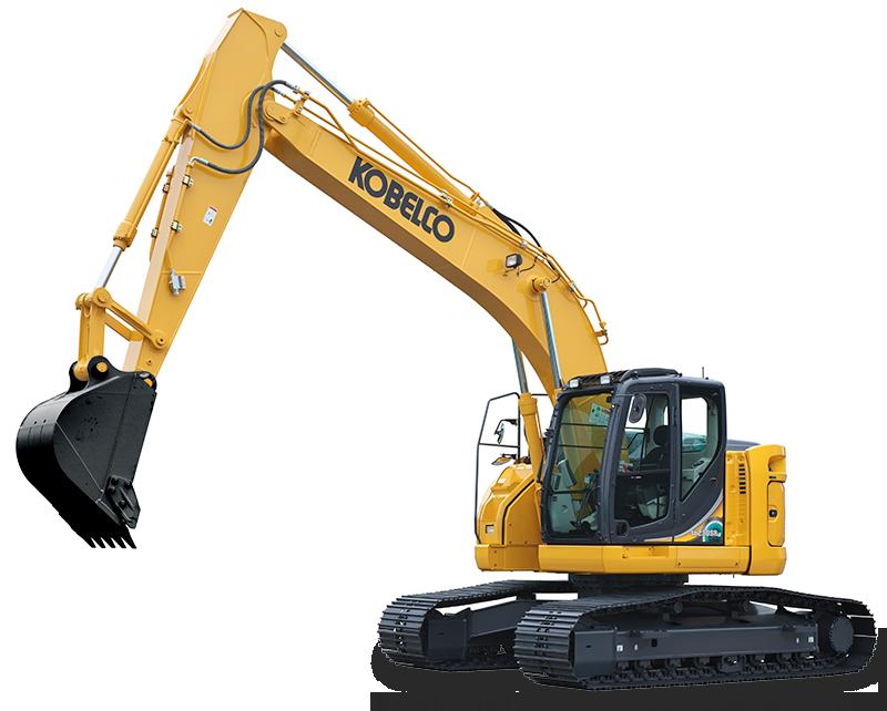 Short Rear Swing Excavators | KOBELCO USA