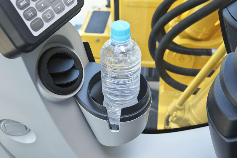 Image of SR Series SK270SRLC-5 Cup Holder of North America model