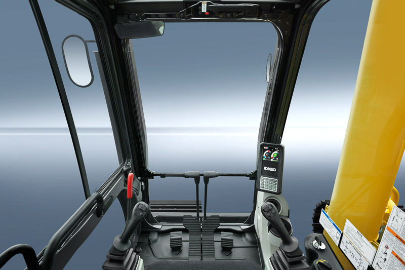 Image of Specialty Excavator SK500LC-10 ME Visibility for North America model
