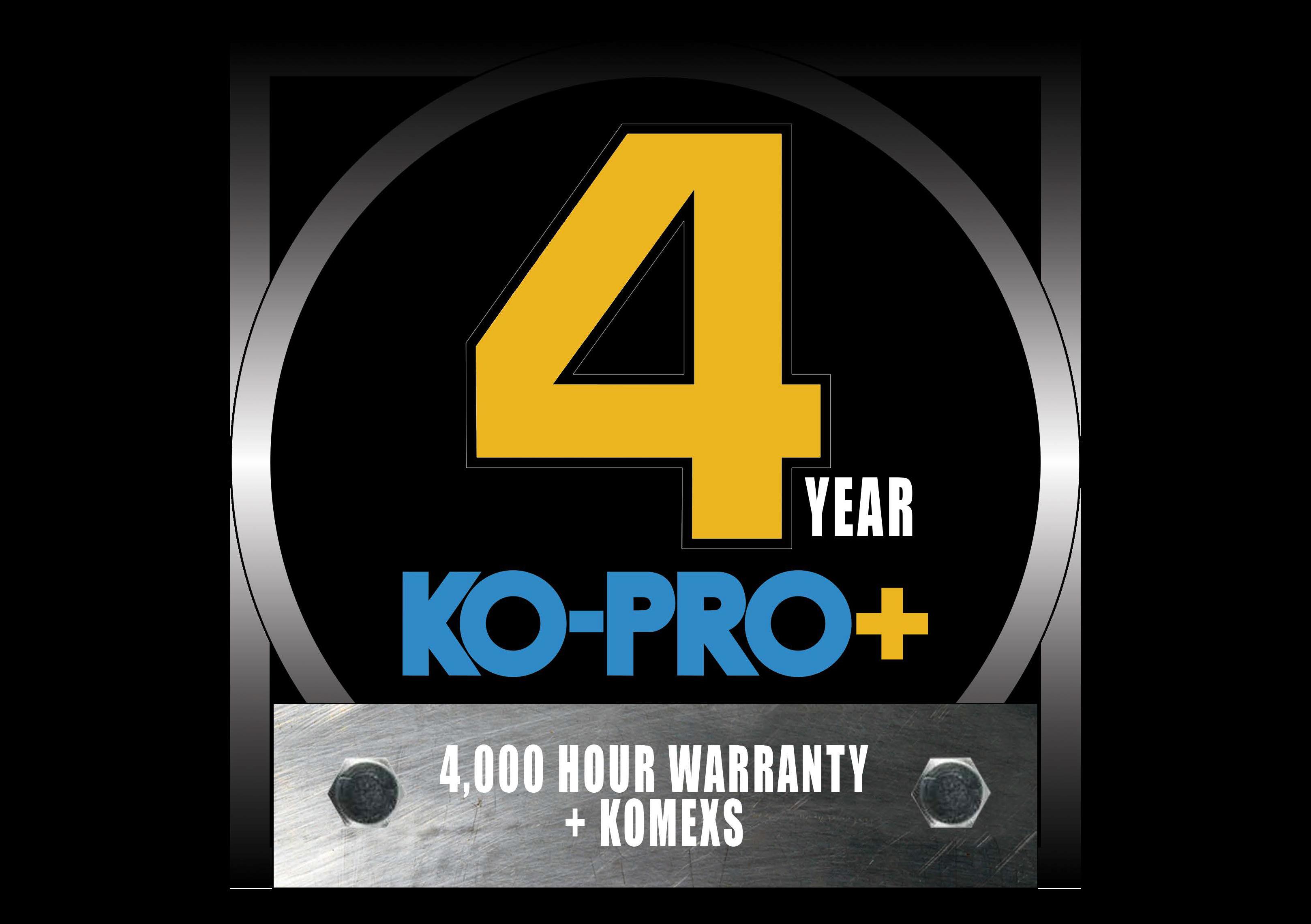 Genuine Parts, Reliable Service & Powerful Warranty