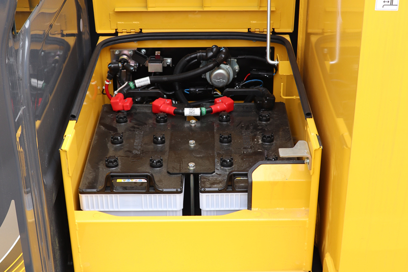 Image of Conventional Excavator SK850LC-10 Batteries of North America model