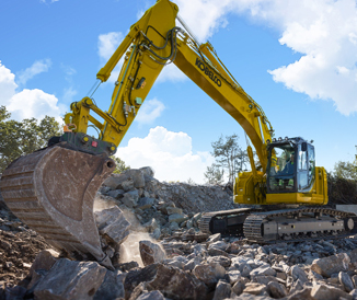 Welcome To Kobelco Usa Excavators Built For Power Efficiency
