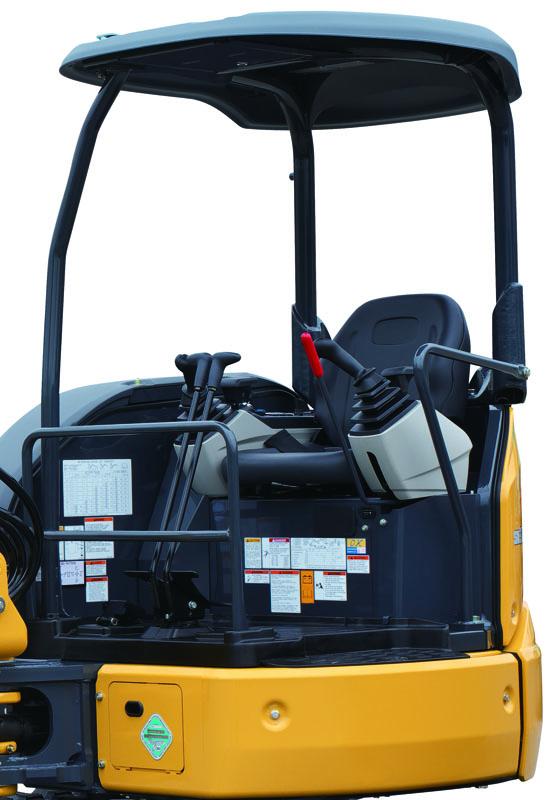 Mini Excavators | Full-Size Performance, Smaller Frame