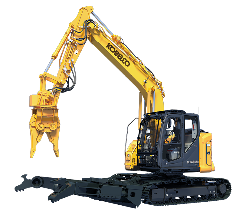 Image of Specialty Excavator