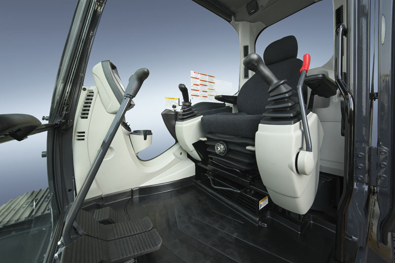 Image of Specialty Excavator SK210HLC-10 Hybrid Cab for North America model