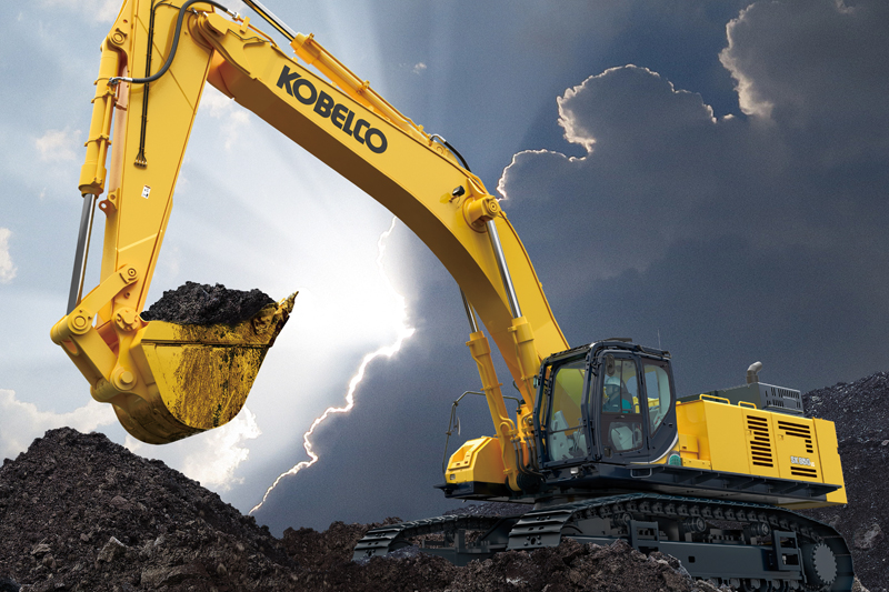 Image of Conventional Excavator SK850LC-10 North America model