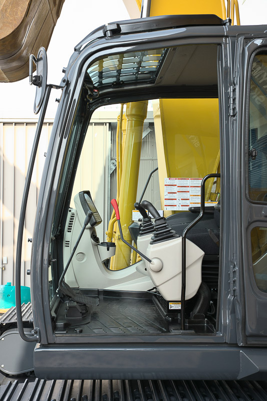 Image of Specialty Excavator SK500LC-10 ME Wide Door for North America model